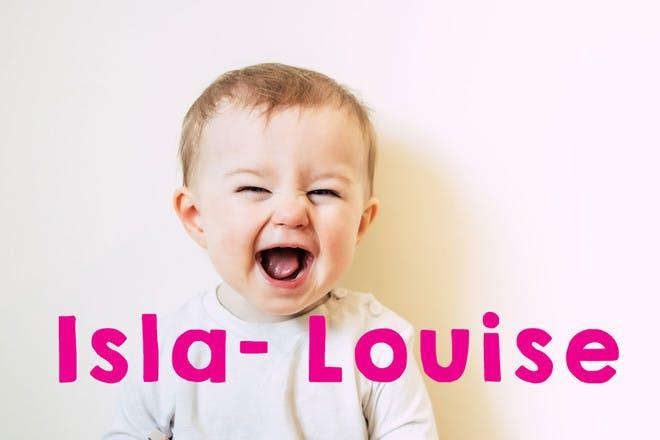 13. Isla-Louise