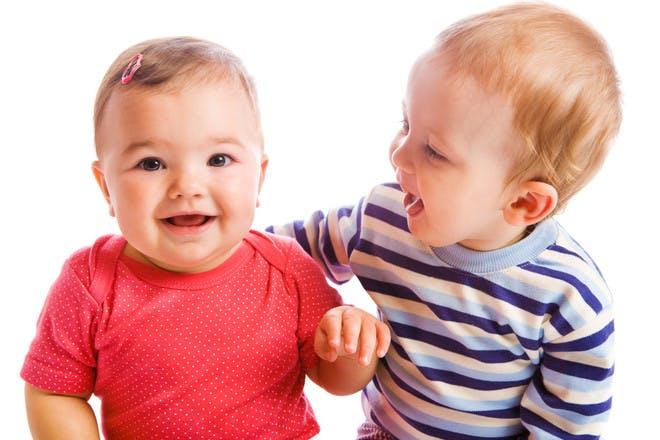 14. Madison and Mason
