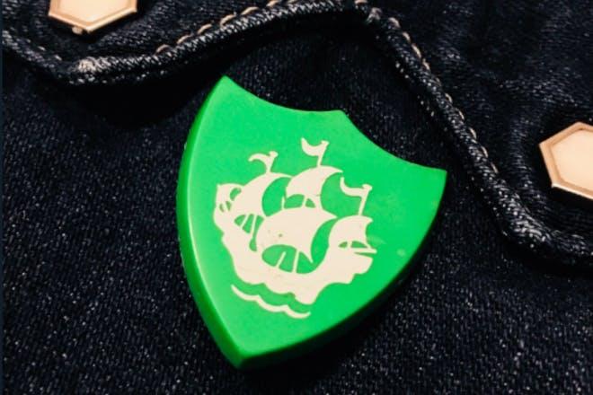 Blue Peter badge