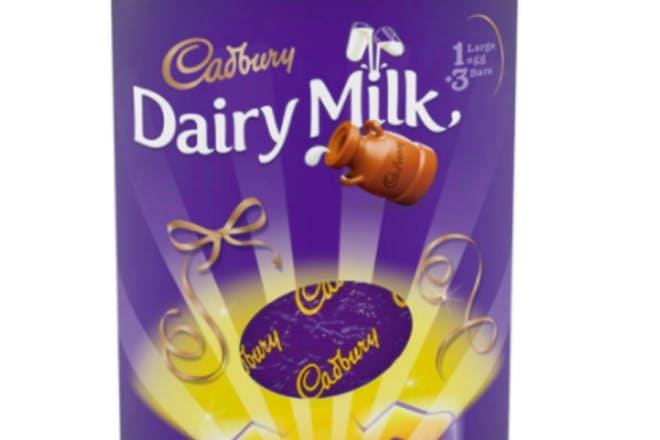3. Dairy Milk