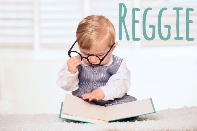 66. Reggie