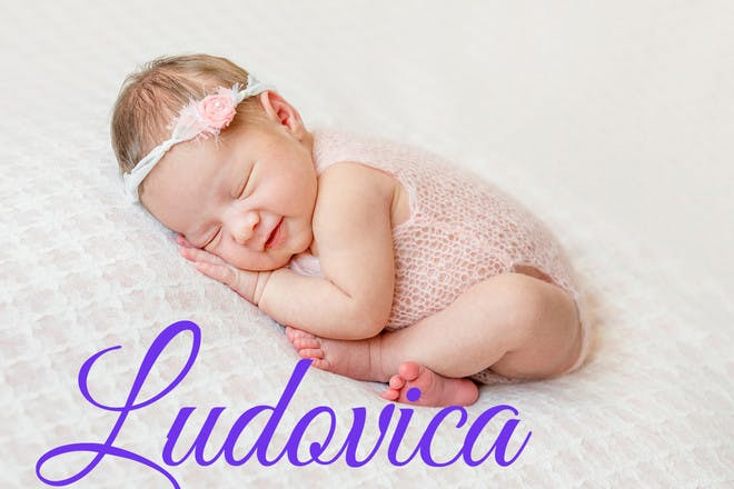 22. Ludovica