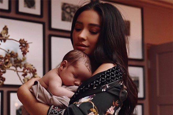 57. Shay Mitchell and Matte Babel
