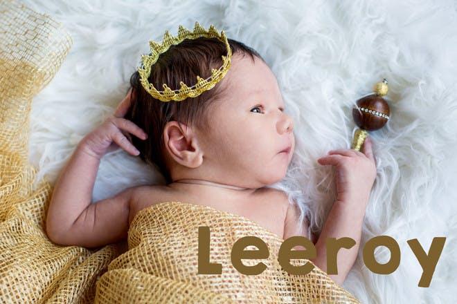 19. Leeroy