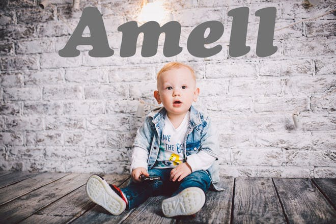Baby name Amell