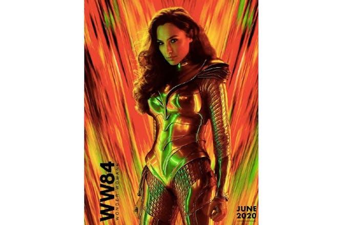 17. Wonder Woman 1984