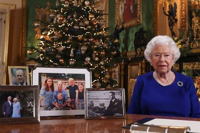 16. The Queen's speech