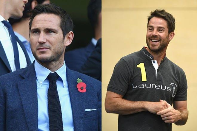 5. Frank Lampard and Jamie Redknapp