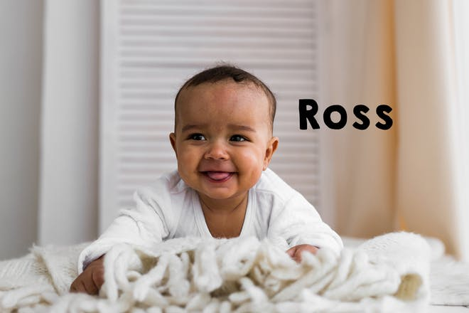 Ross baby name