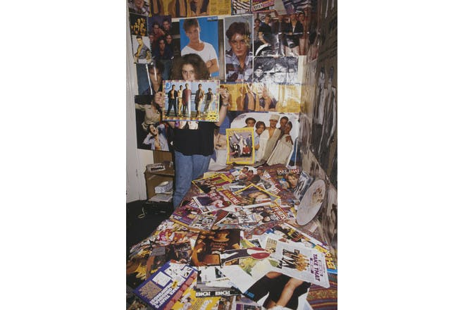17. And posters from Top of the Pops magazine