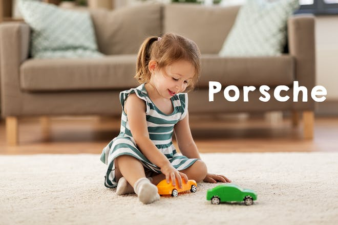 Porsche baby name