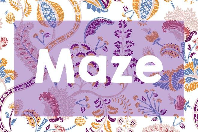 Maze name