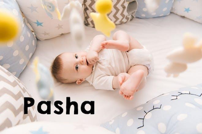 Pasha baby name