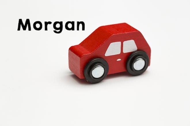 Morgan baby name