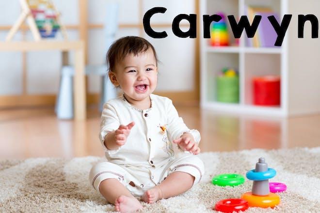 Carwyn baby name