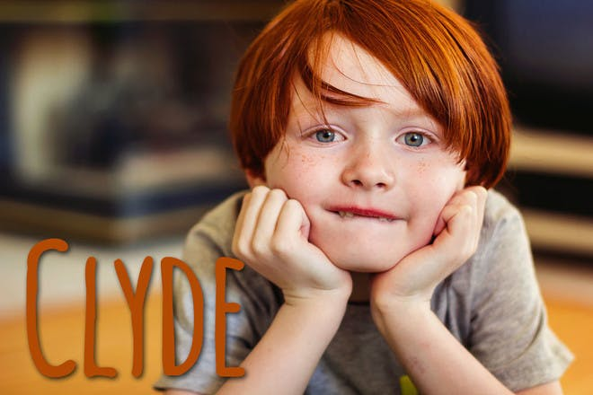 Clyde Scottish name