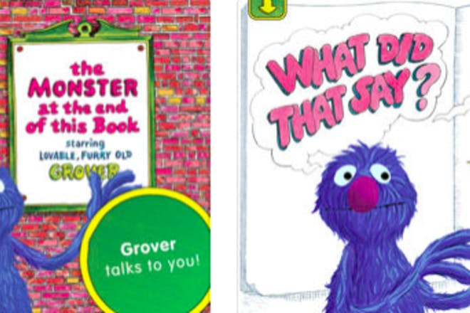 25. The Monster at the End of This Book with Grover