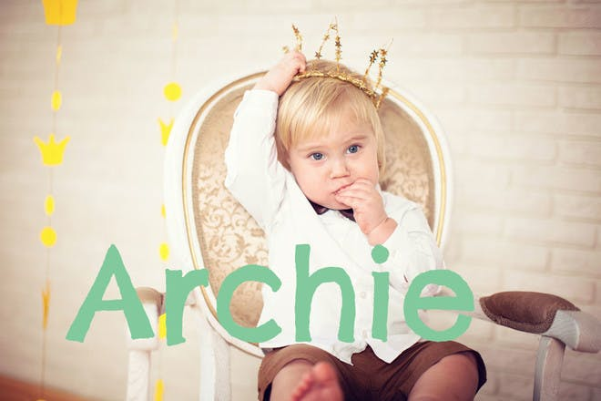 Baby name Archie