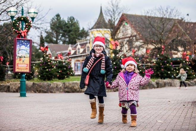 Christmas at Alton Towers