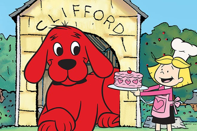 28. Clifford the Big Red Dog