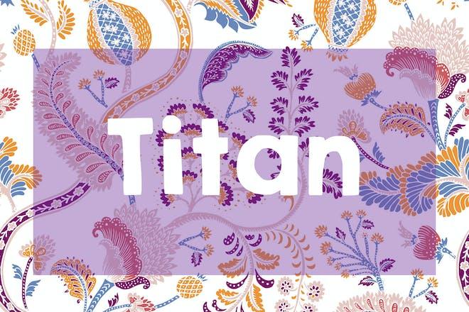 Titan name