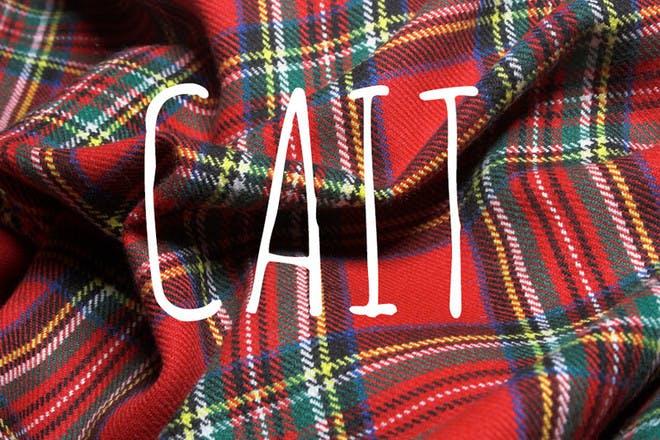 6. Cait