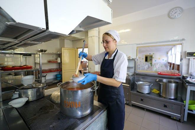 School cook