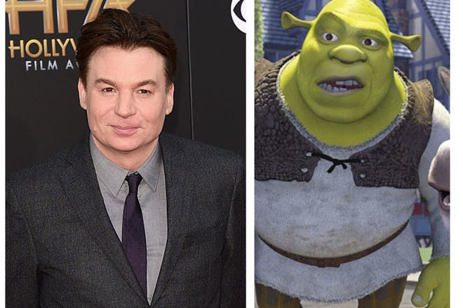 9. Mike Myers