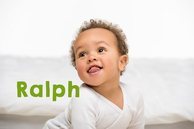 Ralph baby name