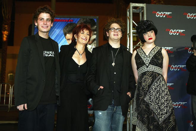 Sharon Osbourne kids
