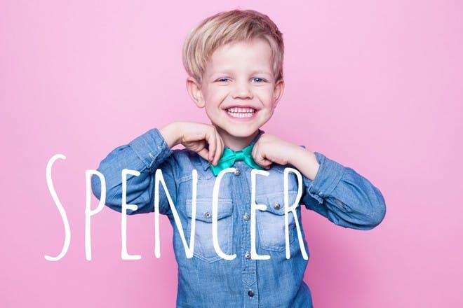 Baby name Spencer