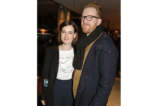 13. Jessica Raine and Tom Goodman-Hill