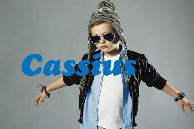 5. Cassius