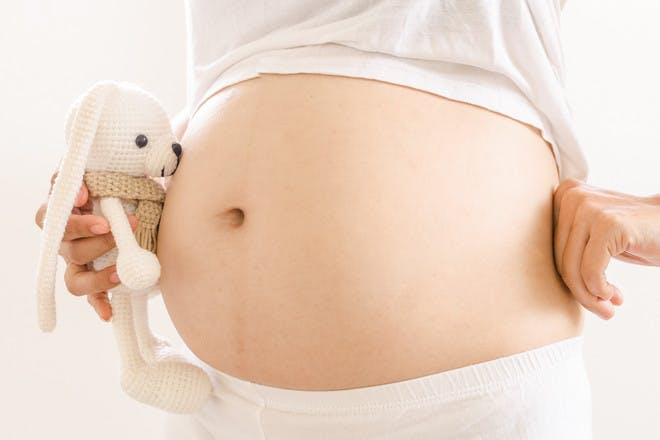 Pregnancy bump
