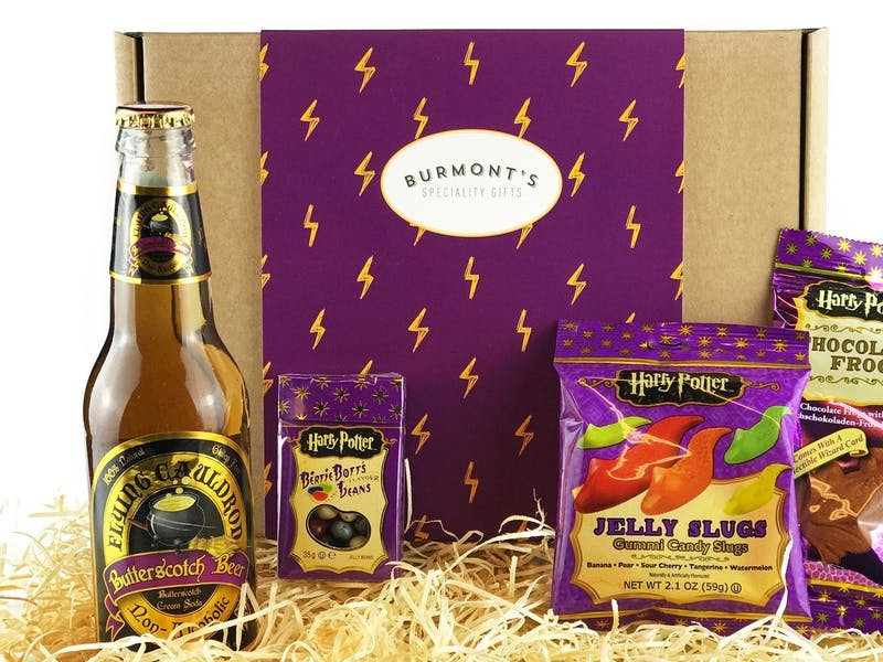 1. The Ultimate Harry Potter Selection Box, £19.99