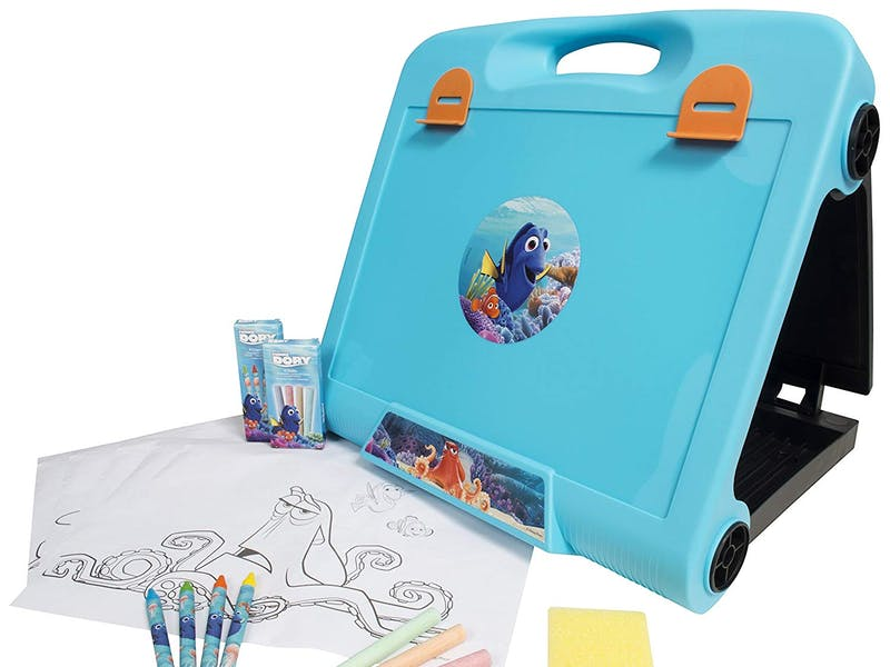 1. Sambro Finding Nemo Travel Art Easel