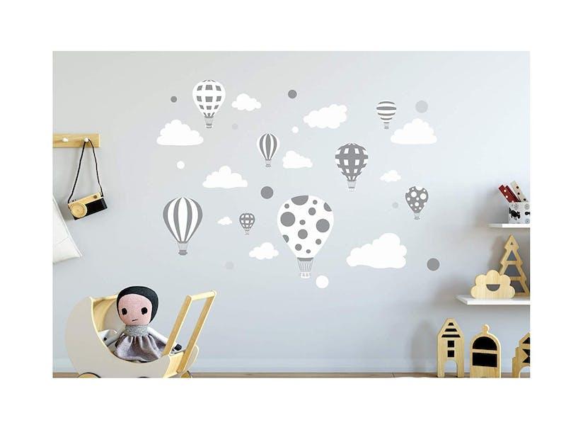 wall-stickers-balloons-grey-nursery