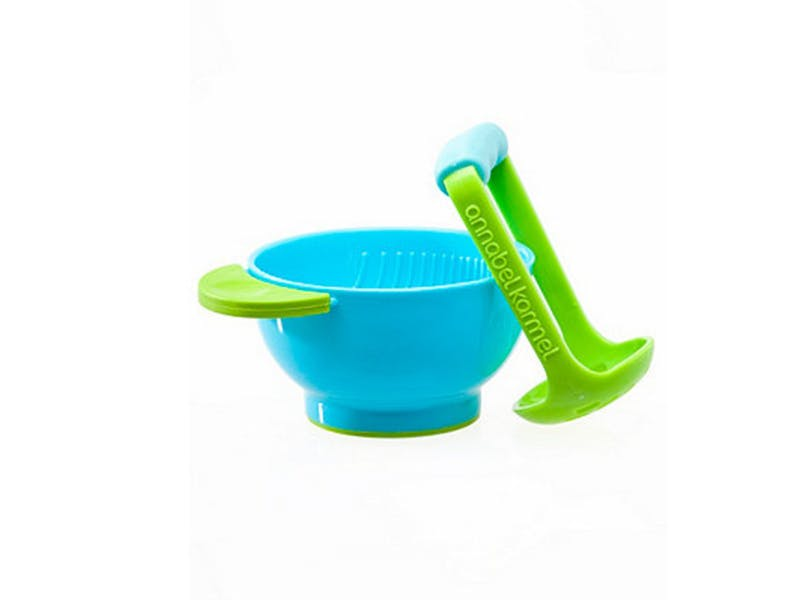 2. NUK Baby Masher and Bowl