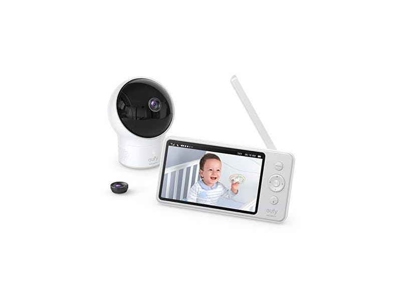1. Eufy Security SpaceView Video Baby Monitor WAS, £159.99 NOW