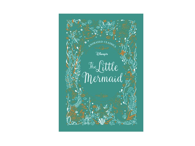1. The Little Mermaid (Disney Animated Classics)