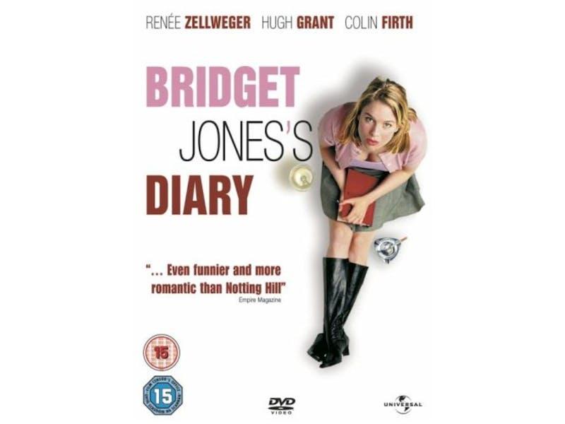 8. Bridget Jones's Diary