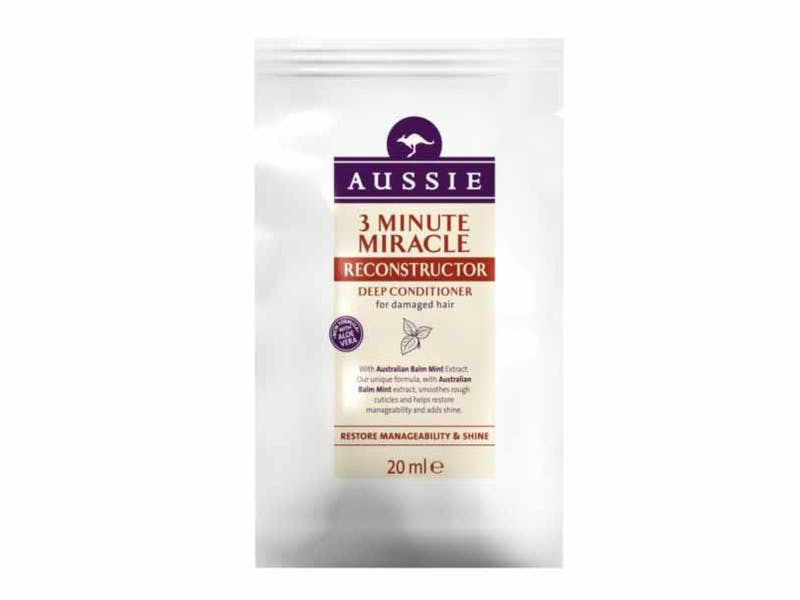Aussie 3 Minute Miracle Reconstructor Sachet