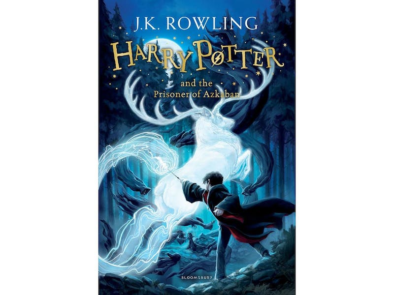 6. Harry Potter and the Prisoner of Azkaban by J.K. Rowling