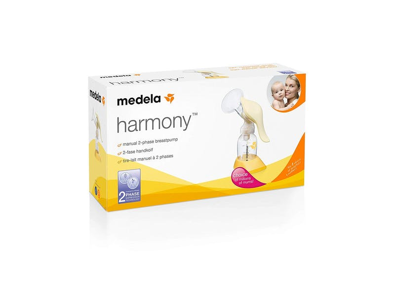 1. Manual Breast Pump