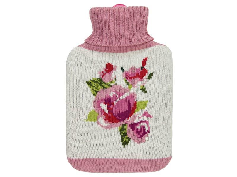 6. Rose Fragranced Hot Water Bottle