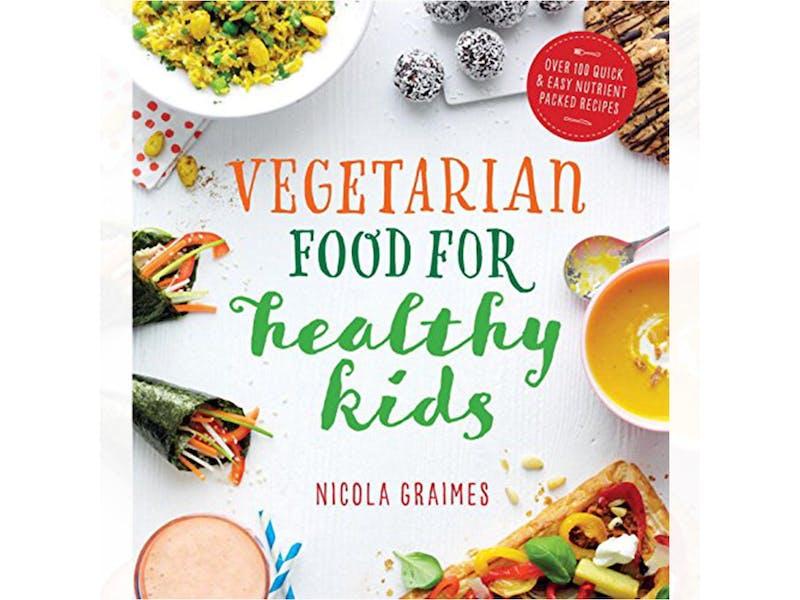8. Vegetarian Food For Healthy Kids, £18.28