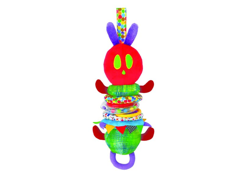 3. The Very Hungry Caterpillar Jiggler Toy