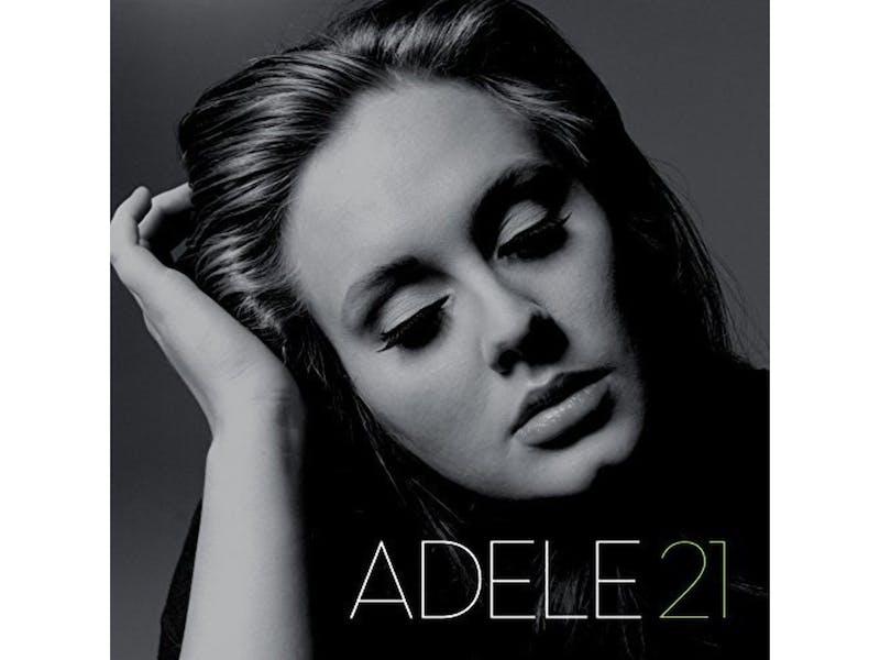 2. Adele – 21