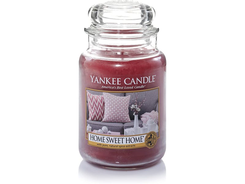 Home Sweet Home Large Jar Candle