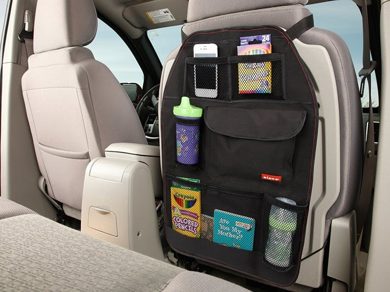 Diono Stow n Go backseat protector and organiser